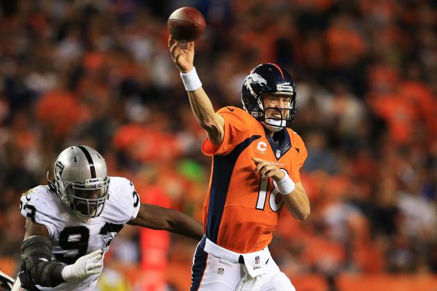 5 Bold Predictions for the Denver Broncos' Week 4 Matchup Against the Eagles