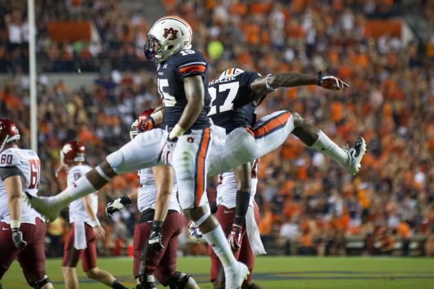 Auburn Football: 5 Things Tigers Must Fix in the Bye Week