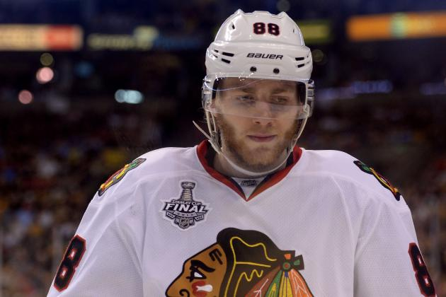 5 Bold Predictions for Chicago Blackhawks' 2013-14 Season
