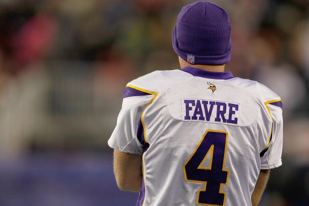 Buying or Selling Brett Favre as Best Option for NFL's Most QB-Challenged Teams