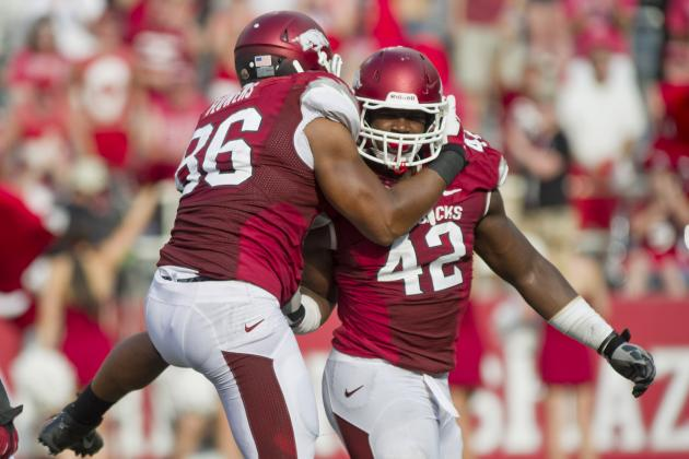 Texas A&M vs. Arkansas: Complete Game Preview