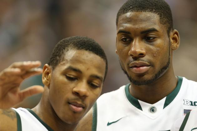 Michigan State Basketball: Biggest 2013-14 Goal for Each Projected Starter