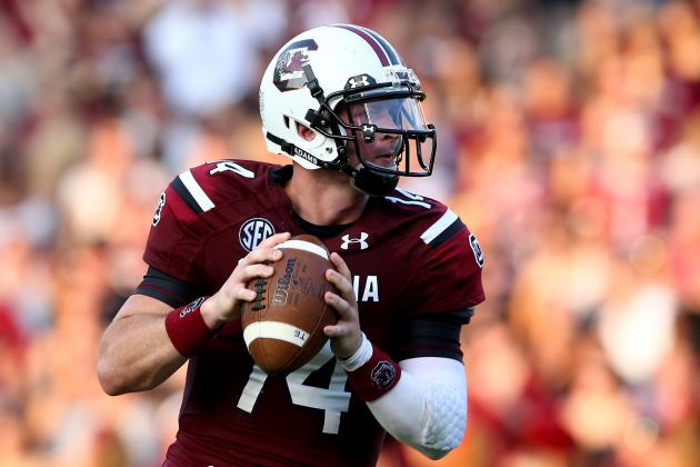 College Football Week 5 Picks: South Carolina Gamecocks vs. UCF Knights