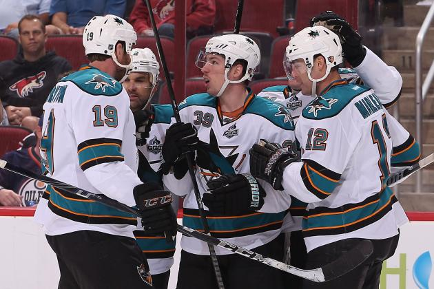 5 Bold Predictions for San Jose Sharks' 2013-14 Season