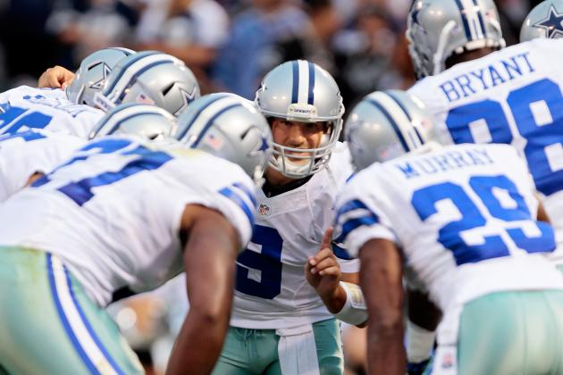 Full Week 4 Stat Predictions for Every Dallas Cowboys Offensive Player