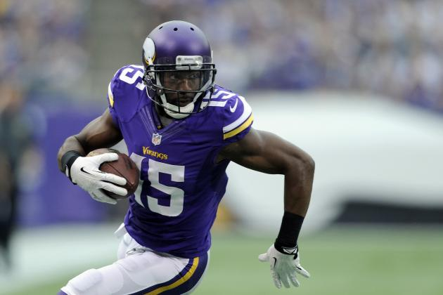 Full Week 4 Stat Predictions for Every Minnesota Vikings Offensive Player