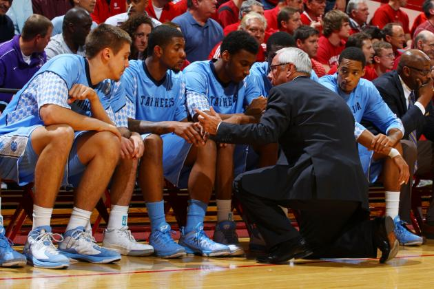 UNC Basketball: Toughest Lineup Decisions for Roy Williams in 2013-14