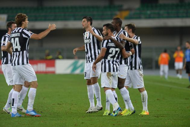 Chievo vs. Juventus: 6 Things We Learned