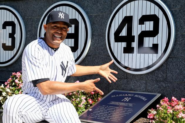 Mariano Rivera's 42 Greatest