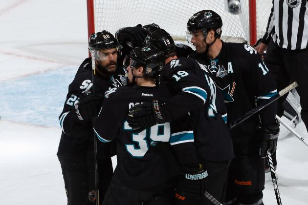 5 Biggest Storylines for San Jose Sharks' 2013-14 Season