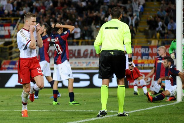 Serie A Results: Analysis for Bologna vs. AC Milan, and All the Night's Matches