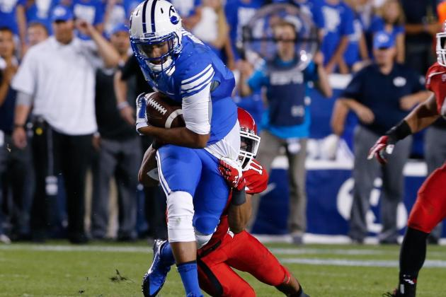 BYU Cougars vs. Middle Tennessee Blue Raiders Complete Game Preview
