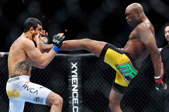 The Top 15 Brazilian Fighters in UFC and MMA History