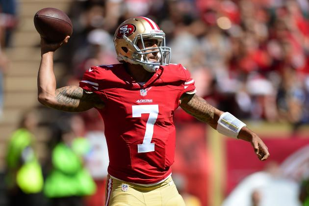 Colin Kaepernick and 5 Other Players Searching for Redemption in Week 4