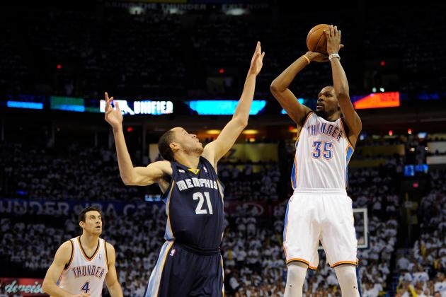 5 Tricks OKC Thunder's Jeremy Lamb Should Learn from Kevin Durant