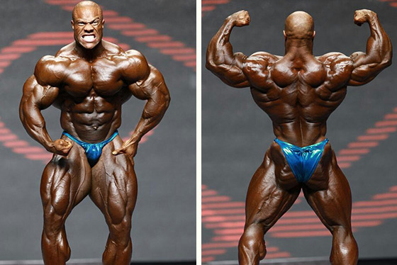 Mr. Olympia 2013: Top Competitors Who Will Threaten Phil Heath's Title