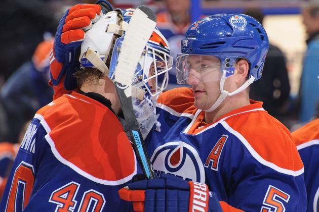 5 Bold Predictions for the Edmonton Oilers 2013-14 Season