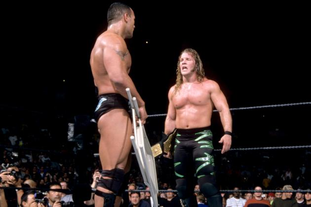 Ranking the 10 Greatest October Championship Matches in WWE History