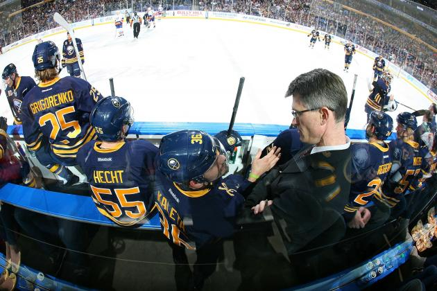 5 Bold Predictions for Buffalo Sabres' 2013-14 Season