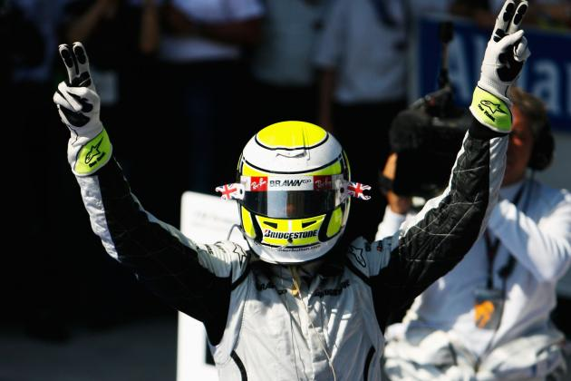 The 10 Hottest Winning Streaks in F1 History