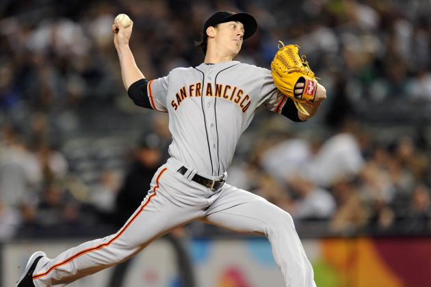 5 Pitchers the San Francisco Giants Can Sign If Tim Lincecum Departs