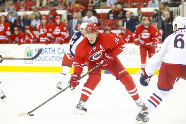 Carolina Hurricanes: 5 Bold Predictions for 2013-14 NHL Season