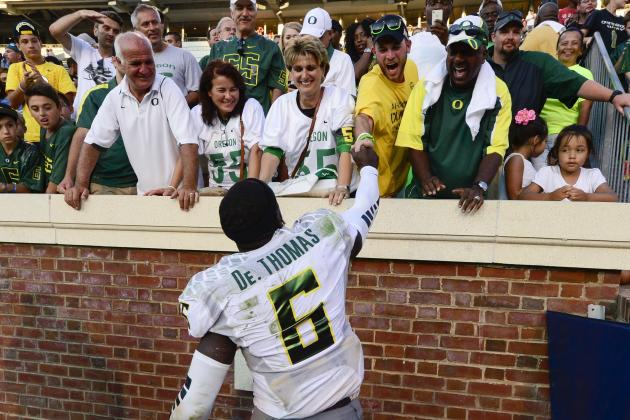 Oregon Football: 5 Players Who Have Surprised Us in 2013