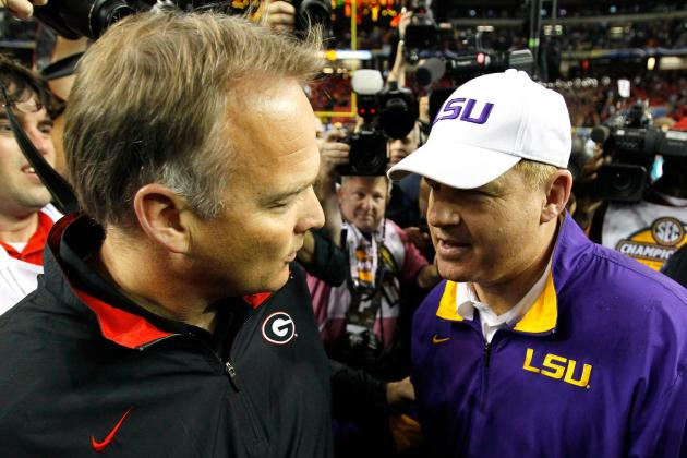 LSU vs. Georgia: Whose 2014 Recruiting Class Is Better Right Now?