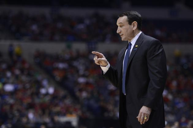 Duke Basketball: Toughest Lineup Decisions for Mike Krzyzewski in 2013-14