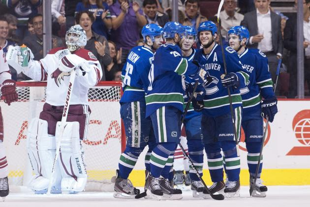 5 Bold Predictions for the Vancouver Canucks 2013-14 Season