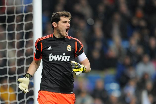 Iker Casillas' 20 Greatest Moments at Real Madrid
