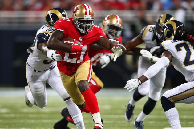 San Francisco vs. St. Louis: Takeaways from St. Louis' 35-11 Loss to 49ers