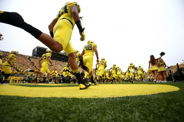 Oregon Football: Quarterly Report Part II