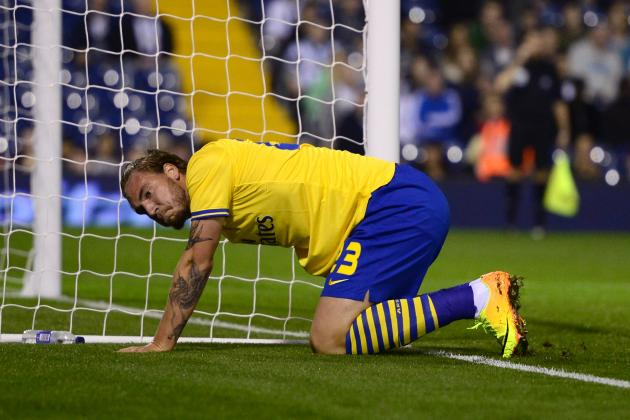 Nicklas Bendtner: Reasons Why He Deserves Another Chance at Arsenal