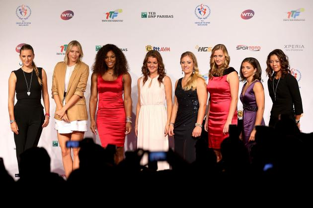 WTA Championships 2013: Breaking Down the Battle for Each Remaining Spot