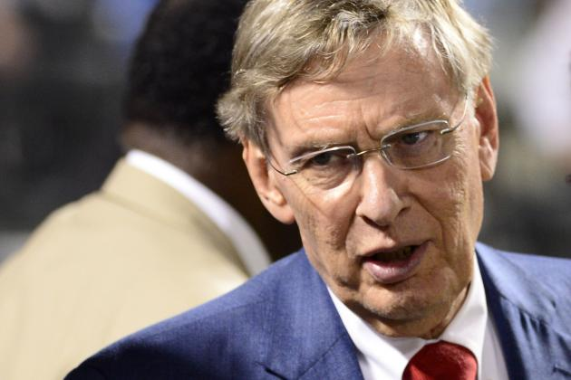 4 Big MLB Issues Bud Selig Must Fix Before Stepping Down