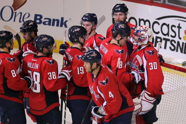 5 Biggest Storylines for Washington Capitals' 2013-14 Season