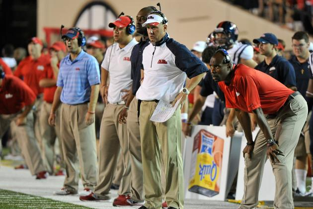 5 Reasons Ole Miss Can Be the Texas A&M of 2013 and Beat Alabama