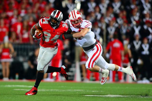 Wisconsin vs. Ohio State: 10 Things We Learned from the Badgers' Loss