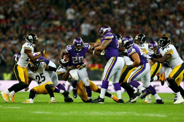5 Minnesota Vikings on the Hot Seat Following 1-3 Start