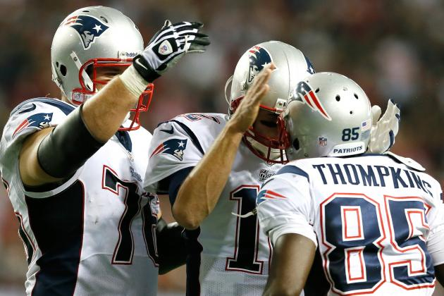 Grading Patriots' Positional Units at the First Quarter Mark