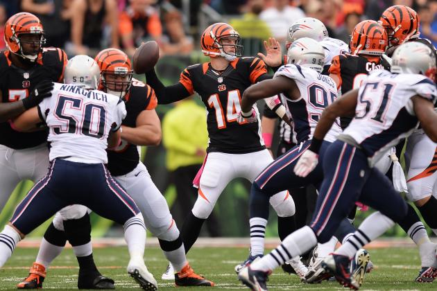 Patriots vs Bengals: Takeaways from New England's 13-6 Loss to Cincinnati