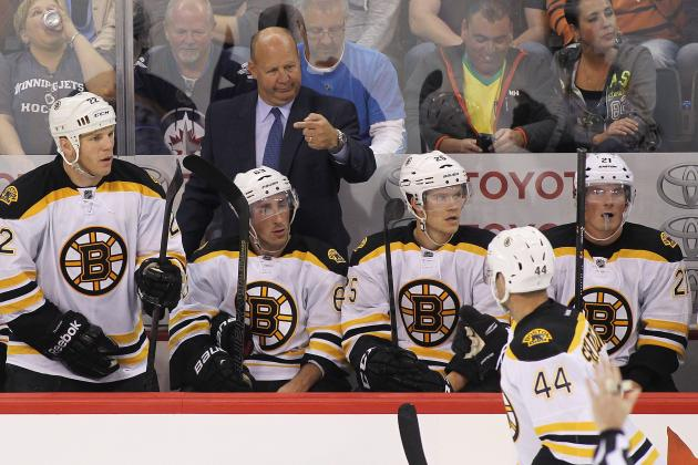 5 Burning Questions for Boston Bruins' 2013-14 Season