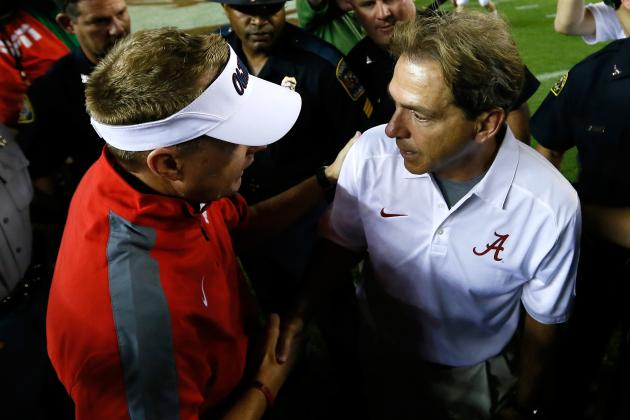 5 Things We Learned After Alabama Shuts Out Ole Miss