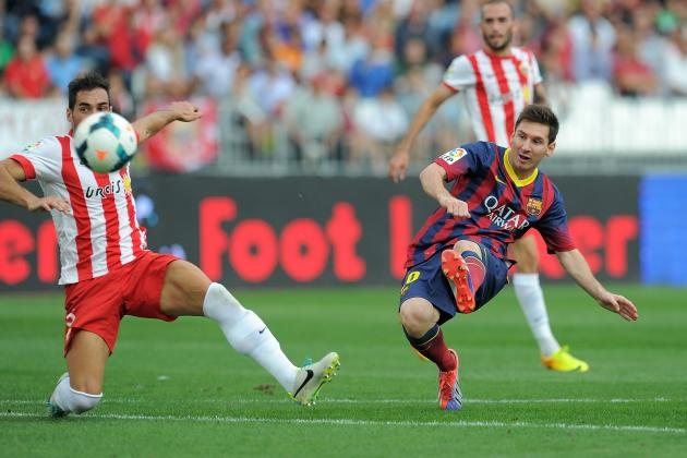 Almeria vs. Barcelona: 6 Things We Learned
