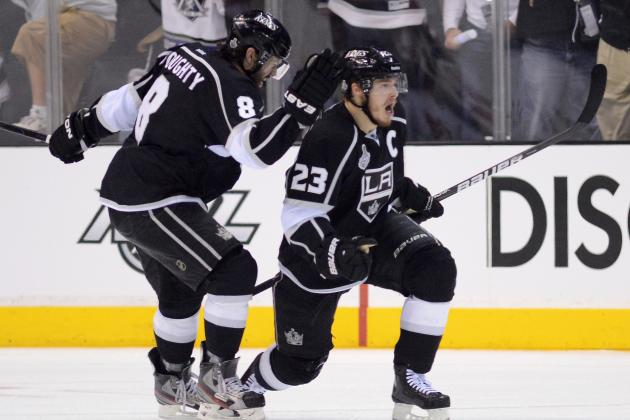 Complete 2013-14 Season Preview for the Los Angeles Kings