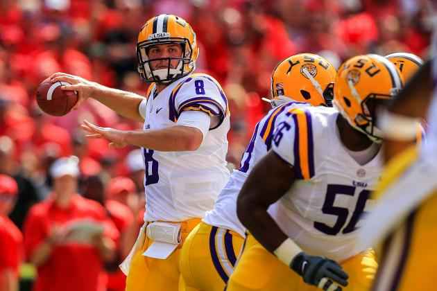 LSU vs. Georgia: 10 Things We Learned from the Tigers' Loss