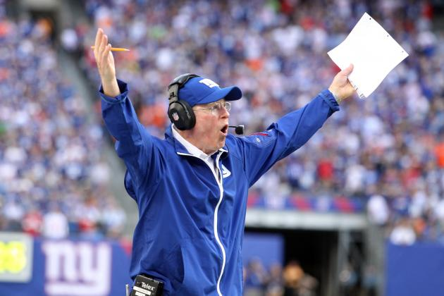 Grading the New York Giants Positional Units at the 1st-Quarter Mark