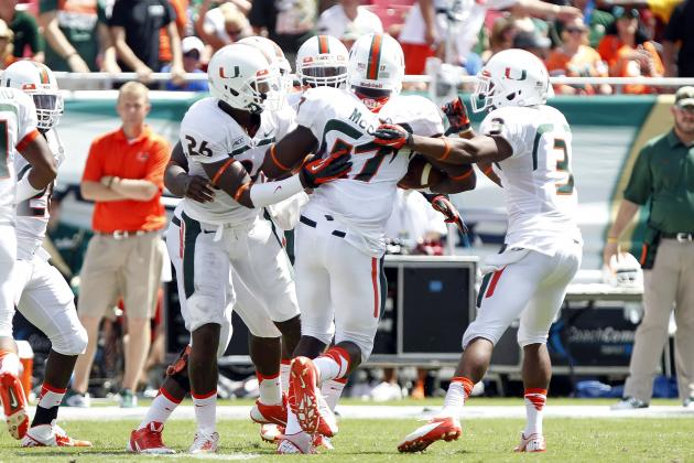 Miami vs. South Florida: 10 Things We Learned from the Hurricanes' Win