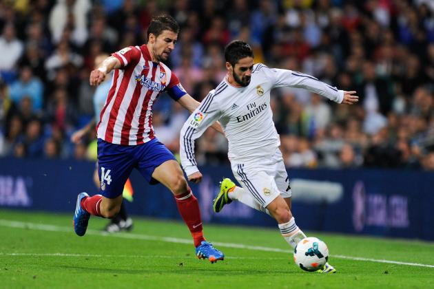 Real Madrid vs. Atletico Madrid: 6 Things We Learned
